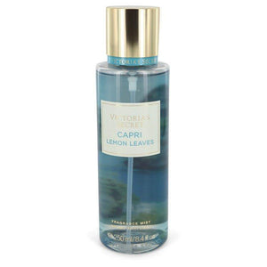 Victoria's Secret Capri Lemon Leaves by Victoria's Secret, Fragrance Mist (Women)  8.4 oz
