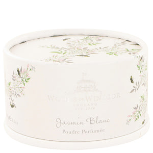 White Jasmine by Woods Of Windsor, Dusting Powder 3.5 oz