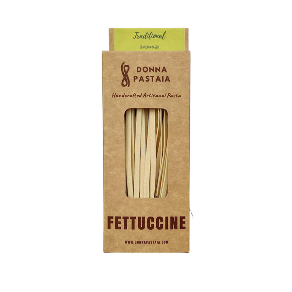 Fettuccine Traditional Eggless Pasta