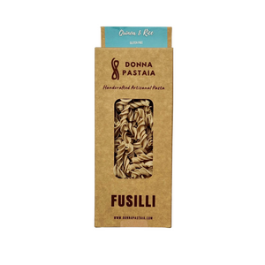 Fusilli - White Quinoa and Rice flour *Gluten Free*