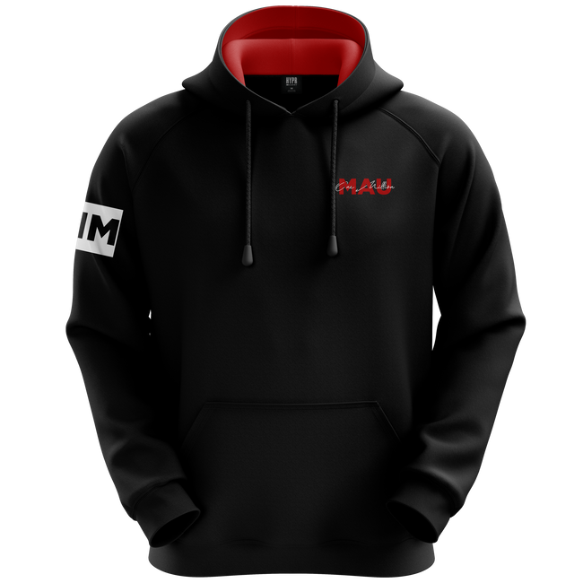 MAU One Million Hoodie