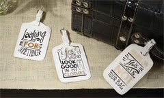 Express Yourself Luggage tags