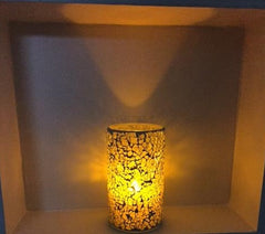 LED Flameless Scented Candle