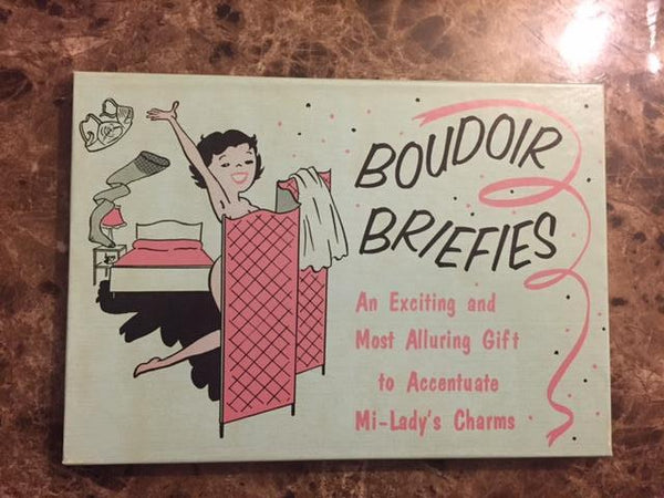 Boudoir Briefies - 1960s