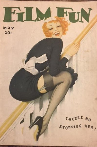 Film Fun May 1936