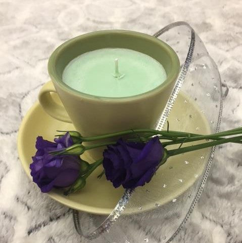 Minature Teacup Candle