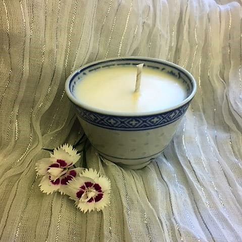 Japanese mini Teacup Candle