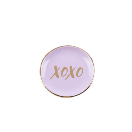 XOXO Jewelry Dish
