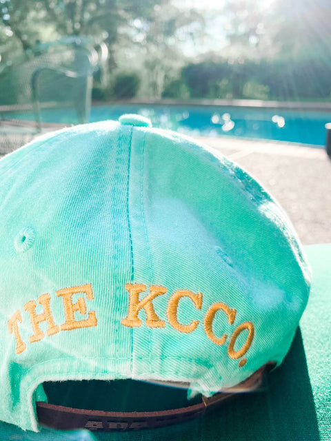 "The KCCO ""dad"" hat"