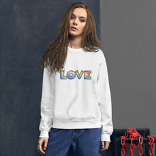 Load image into Gallery viewer, LOVE Sweatshirt