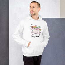 Load image into Gallery viewer, Always Be You Unicorn Hoodie