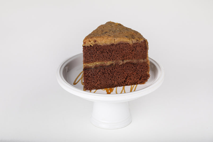 German Chocolate Cake - Lucki's Gourmet