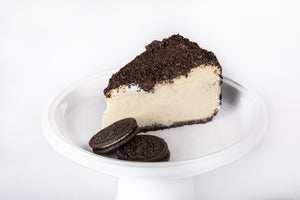Cookies & Cream Cheesecake - Lucki's Gourmet