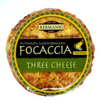 Three Cheese Focaccia