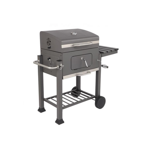 Outdoor Barbecue Square Charcoal Oven