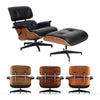 Image of Furgle Modern Classic Replica Lounge Massage Chair + Ottoman