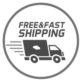 Image of Free Fast Shipping