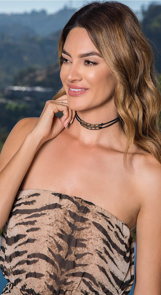 CHOKER NECKLACE/BRACELET