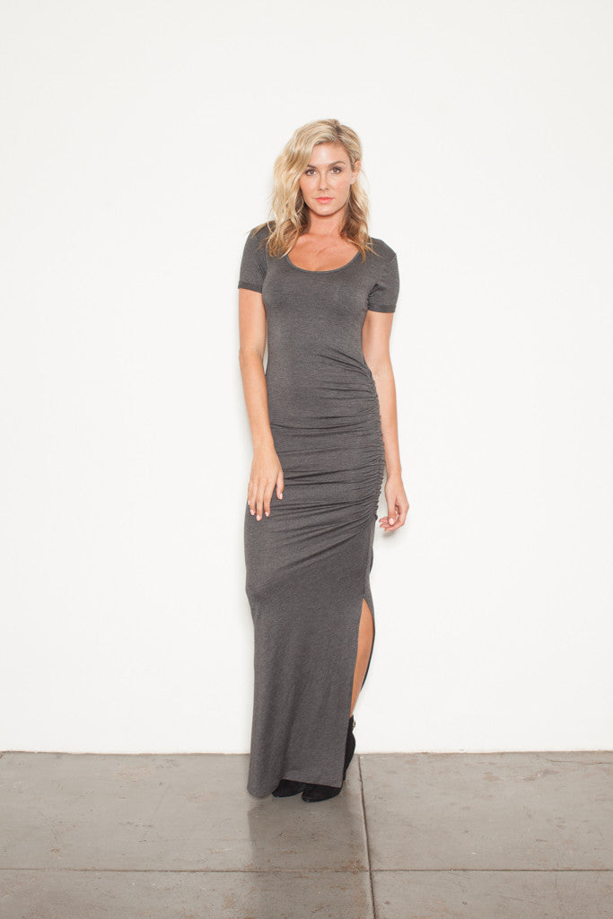 FOREVER MAXI T CHARCOAL