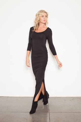 FOREVER MAXI TANK DRESS- ATLANTIS