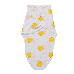 Cute Printed Cotton Newborn Swaddles