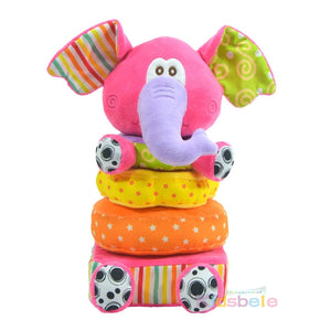Baby Elephant Stacking Toy