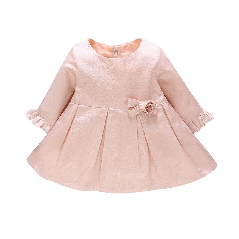 2020 Girls Dress Baby Girl Princess Dress Kids Dress for Girls Cute Newborn Clothing Cartoon Long Sleeve Infant Dresses