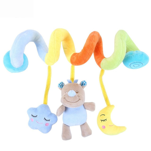 Baby Bell Rattle Sound Toy