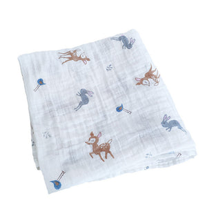 Muslin Blanket 100% Cotton Baby Swaddles