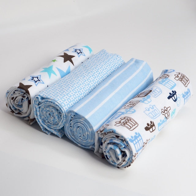 100% Cotton Baby Swaddles
