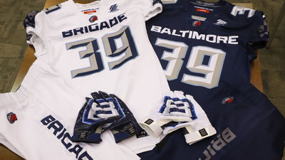 Baltimore Brigade unveil new uniforms alongside rest of AFL ahead of 2019 season