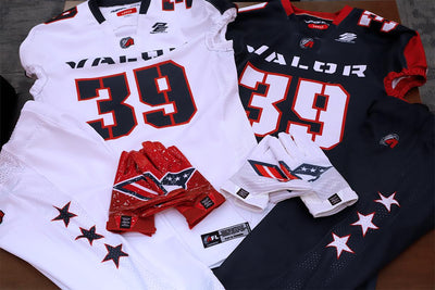 Ferguson: Grading the new Arena Football League Uniforms