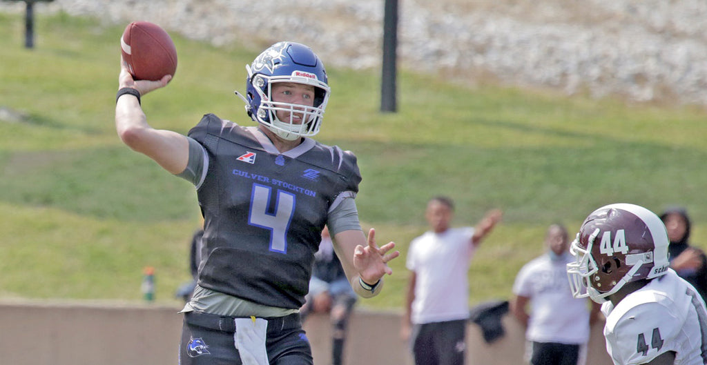 Marcum Named Heart Football Offensive Player of the Week