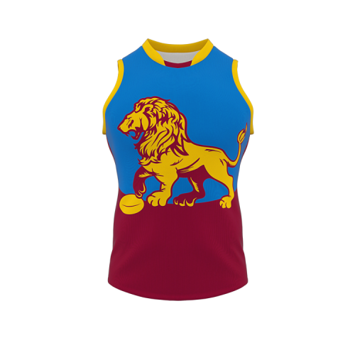 AFL Assist Jersey with Tri Collar - Mens
