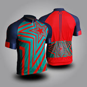 Weekender Cycling Jersey - Mens
