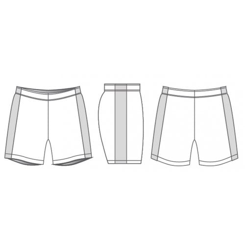 Elite Woven Shorts WAnti-slip Waistband - Mens