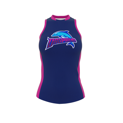 AFL Big Dance Jersey with Tri Collar - Womens