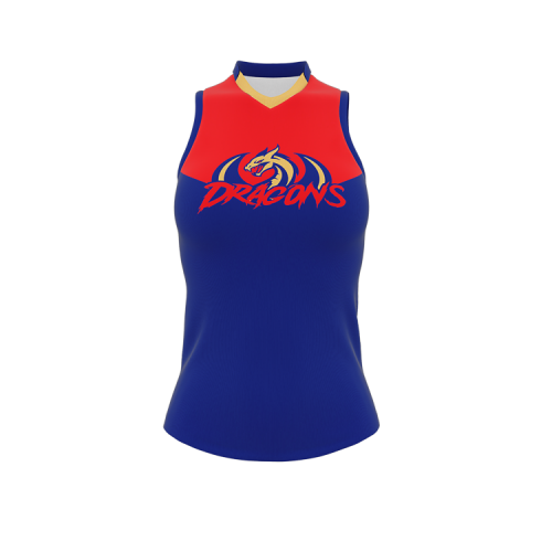 AFL Assist Jersey with V-Neck Collar - Womens