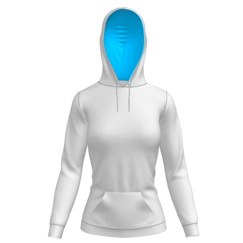 Traditional Pullover Lace Hoodie - DNA Stretch - Womens