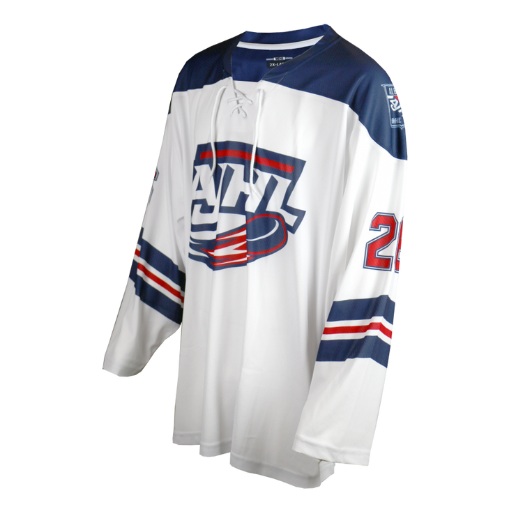 Howitzer Pro Ice Hockey Jersey W/Lace Neck