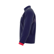 Universal Knit Warm Up Jacket in DNA - Mens