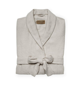 Women'S Cashmere Robe M/L - Sardinia  Collection - By Sferra