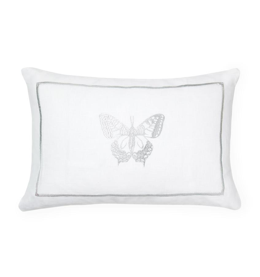 Decorative Pillow 12X18 - Papilio  Collection - By Sferra