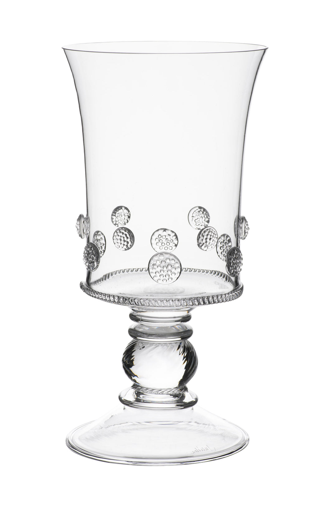 Fiorella Grande Footed Vase - By Juliska