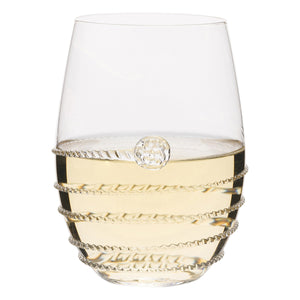 Amalia Stemless White Wine - By Juliska