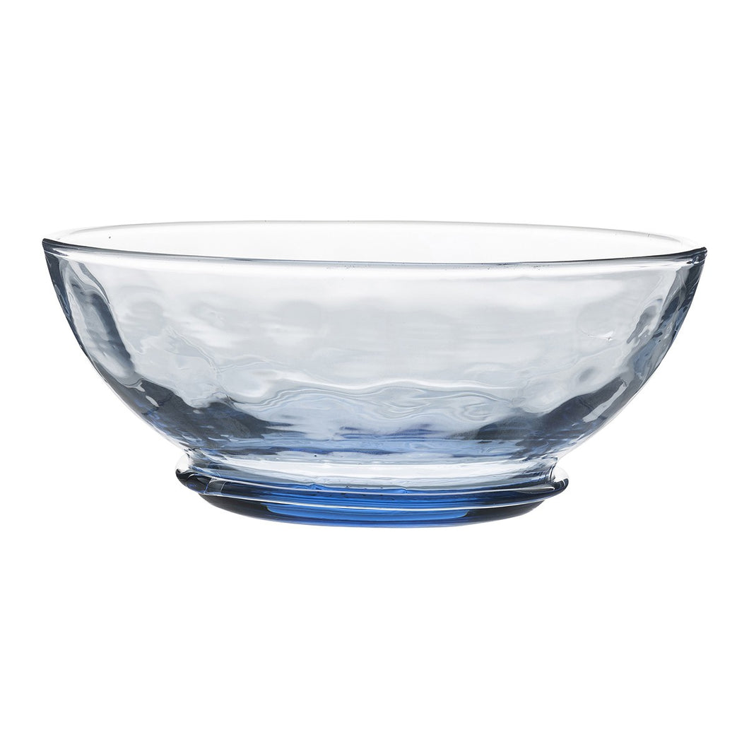 Carine Blue Cereal/Ice Cream Bowl - By Juliska