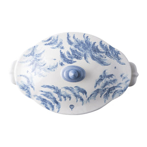 Country Estate Delft Blue Tureen Main House - By Juliska