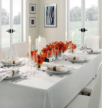Load image into Gallery viewer, Oblong Tablecloth 88X124 - Classico Collection - By Sferra