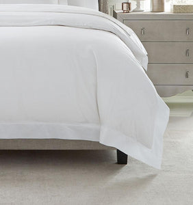 King Duvet Cover 106X92 - Giza Percale Collection - By Sferra