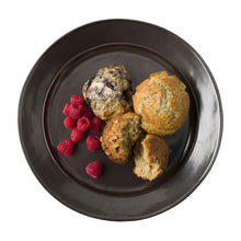 Load image into Gallery viewer, Pewter Stoneware Dinner Plate - By Juliska